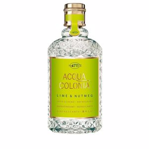 ACQUA COLONIA Lime & Nutmeg eau de Cologne vaporizador 170 ml