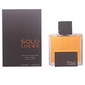 Loewe Solo Loewe eau de toilette para hombre 200 ml