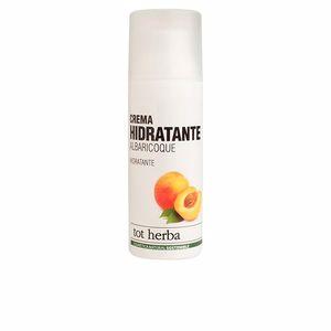 Face moisturizer CREMA HIDRATANTE albaricoque Tot Herba