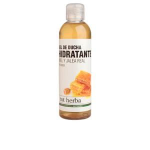 GEL DE DUCHA HIDRATANTE miel y jalea 200 ml