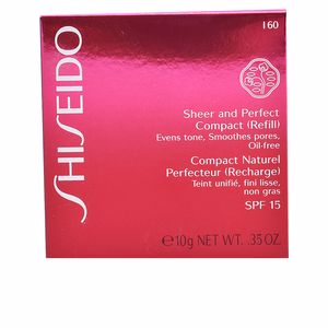 Foundation Make-up SHEER & PERFECT compact foundation Aufladen Shiseido