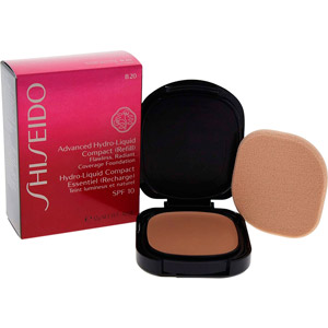 Foundation makeup ADVANCED hydro-liquid compact refill Shiseido
