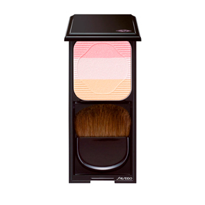 Eye shadow FACE COLOR ENHANCING trio Shiseido