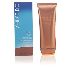 BRILLIANT BRONZE self-tanning emulsion face/body 100 ml