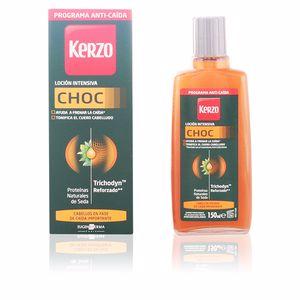 Hair loss treatment LOCIÓN INTENSIVA CHOC tratamiento anti-caída Kerzo