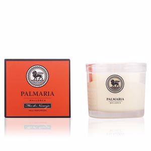 Aromatherapy ORANGE BLOSSOM candle Palmaria