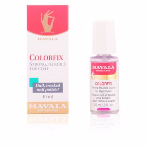 Nail polish COLORFIX top coat Mavala