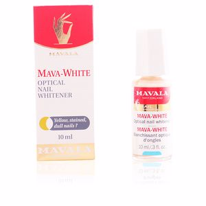 Manicure and Pedicure MAVA-WHITE optical nail whitener Mavala