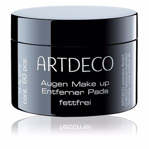 Limpieza facial DISCOS DESMAQUILLANTES OJOS sin aceite Artdeco