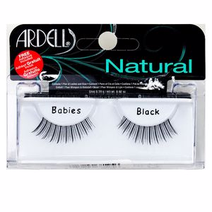False eyelashes PESTAÑAS POSTIZAS BABIES black