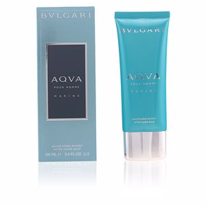 Aftershave AQVA HOMME MARINE after-shave balm Bvlgari
