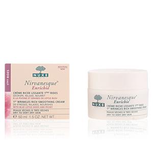 Face moisturizer NIRVANESQUE enrichie peaux sèches à très sèches Nuxe