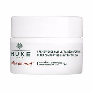 Tratamiento Facial Hidratante RÊVE DE MIEL crème visage ultra-réconfortante nuit Nuxe