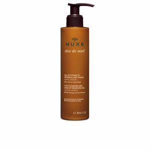 Make-up remover RÊVE DE MIEL gel nettoyant et démaquillant Nuxe