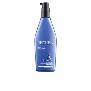 Hair straightening treatment EXTREME anti-snap leave-in treatment Redken