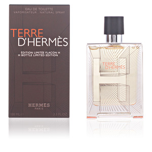 TERRE D'HERMES edt vaporizador limited edition 100 ml