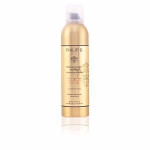 Hair styling product RUSSIAN AMBER imperial volumizing mousse Philip B