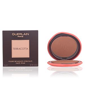 TERRACOTTA SUN poudre compacte #03-naturel brunes 10 gr