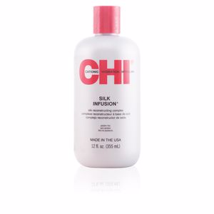 Hair repair treatment CHI silk infusion
