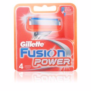 Lamette da barba FUSION POWER recambios Gillette