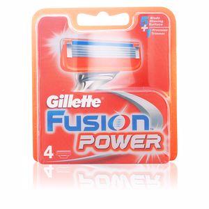 Lâmina de barbear FUSION POWER recambios Gillette