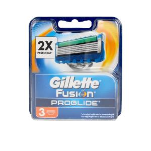 Razor blade FUSION PROGLIDE POWER recambios Gillette