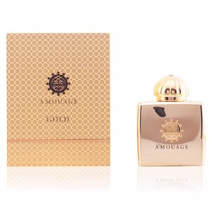 GOLD WOMAN eau de parfum vaporizador 100 ml