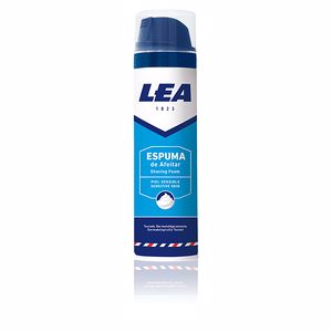 Shaving foam SENSITIVE SKIN espuma de afeitar Lea