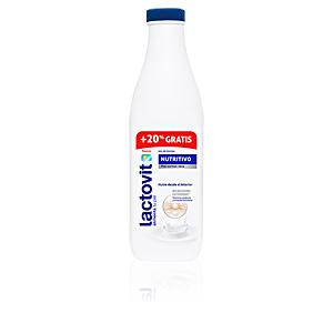 Gel bain LACTOVIT ORIGINAL gel de ducha Lactovit