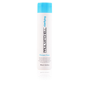 Champú purificante CLARIFYING shampoo three Paul Mitchell