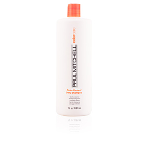 Champú brillo COLOR CARE protect daily shampoo Paul Mitchell