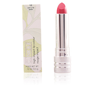 HIGH IMPACT lip colour SPF15 #12-red- to wear