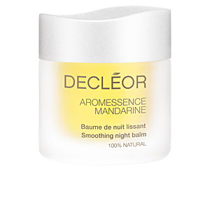 Anti aging cream & anti wrinkle treatment AROMESSENCE MANDARINE baume de nuit lissant Decléor