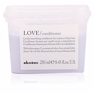 Acondicionador antiencrespamiento - Acondicionador desenredante LOVE smoothing conditioner Davines