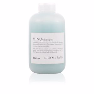 Shampoo for shiny hair MINU shampoo Davines
