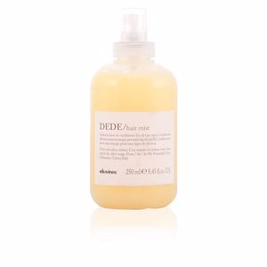 Detangling conditioner ESSENTIAL DEDE hair mist Davines