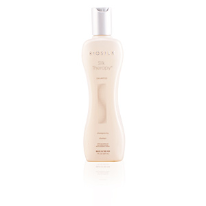 Shampoo for shiny hair BIOSILK silk therapy shampoo Farouk