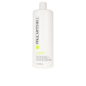 Hair straightening treatment SMOOTHING super skinny conditioner Paul Mitchell