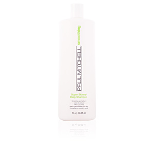 Champú alisador SMOOTHING super skinny daily shampoo Paul Mitchell
