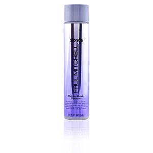 Shampoo for shiny hair BLONDE platinum blonde shampoo Paul Mitchell