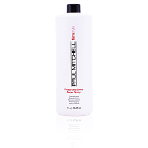 Producto de peinado FIRM STYLE freeze & shine super spray Paul Mitchell