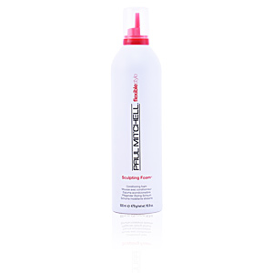 Produit coiffant FLEXIBLE STYLE sculpting foam Paul Mitchell