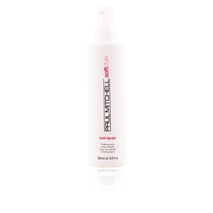 Hair styling product SOFT STYLE soft spray Paul Mitchell