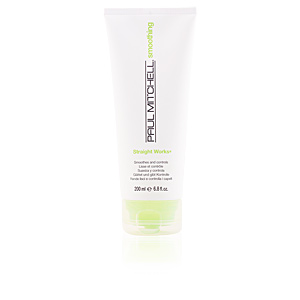 Prodotto per acconciature - Prodotto per acconciature SMOOTHING straight works Paul Mitchell