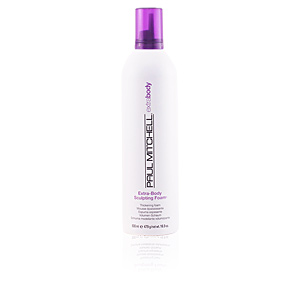 Producto de peinado EXTRA BODY sculpting foam Paul Mitchell