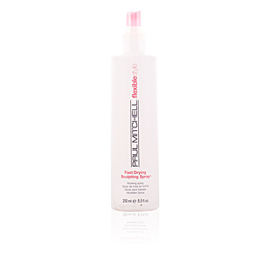 Hair styling product FLEXIBLE STYLE fast drying sculpting spray Paul Mitchell