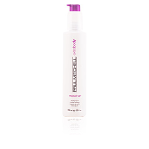 Heat protectant for hair EXTRA BODY thicken up Paul Mitchell