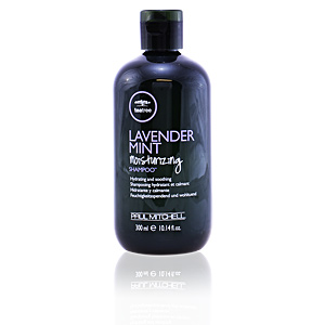 Shampoo for shiny hair - Moisturizing shampoo TEA TREE LAVENDER MINT moisturizing shampoo Paul Mitchell
