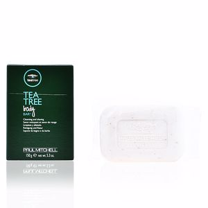 Facial cleanser TEA TREE SPECIAL body bar Paul Mitchell