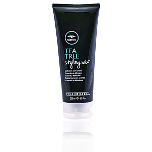 Hair styling product TEA TREE SPECIAL styling wax Paul Mitchell